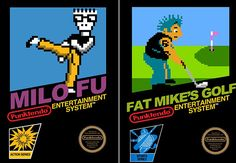 Punktendo lets you play punk rock versions of your favorite video games