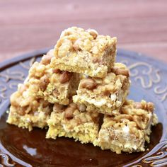 The Sweets Life: Payday Cookie Bars