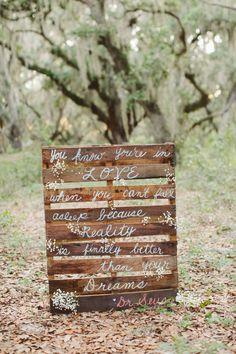 10 modi di usare le citazioni al vostro matrimonio   Wedding Wonderland