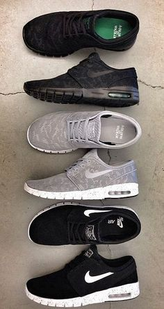 Selection of Nike Shoes