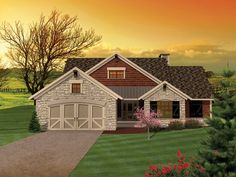 ePlans Ranch House Plan –1616 Square Feet and 3 Bedrooms from ePlans – House Plan Code HWEPL76021