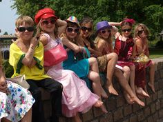Kinderfeestjes in Overijssel: Buikdans centrum Sheila