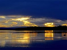 Sunset at Findhorn Bay in Scotland    William McCracken from Worcestershire