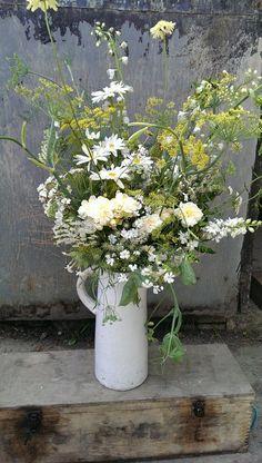 Bespoke arrangements to order by The Garden Gate Flower Company