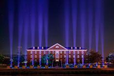 Path Lights, We Remember, Virginia Beach, Paths, Lighting, City, Building, Pathway Lighting, Buildings