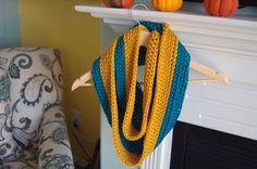 Triple Luxe #Crochet Cowl @habitualhomebody @allaboutami