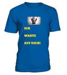 Ein aussagekräftiges Shirt für den Mann!<br>Top Qualität zum Hammerpreis