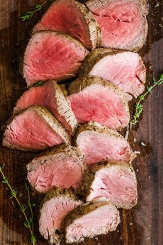 Roasted Beef Tenderloinis a showstopper! This tried and true easy method produces melt-in-your-mouth tender beef. How to trim, tie and cook beef tenderloin. #beeftenderloin #beeftenderloinrecipe #roastedbeeftenderloin #beef #steak #valentinesdaydinner #valentinesdayrecipes #natashaskitchen #dinner #tenderloin Beef Tenderloin Recipes, Veal Recipes, Game Recipes, Perfect Roast Beef, Creamy Horseradish Sauce, Cherry Tomato Sauce, Standing Rib Roast, Prime Rib Roast, Pork Roast