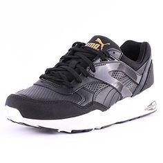 Puma R698 360 601, Chaussures De Sport Mixte Pour Adultes - Noir - 42 Eu