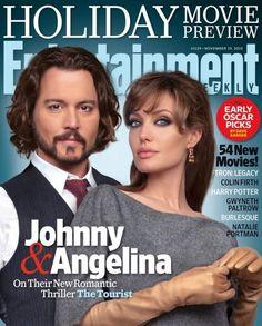 Johnny and Angelina