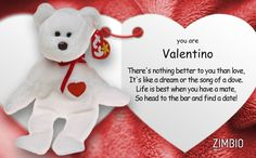 Which Beanie Baby Bear Are You?