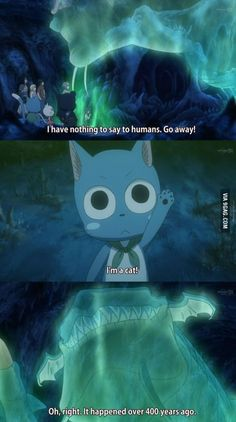 You just gotta love Fairy Tail