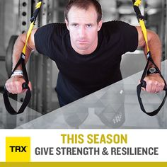 Just nine months after suffering from a dislocated shoulder and a 360-degree tear of his labrum and rotator cuff, Brees was back on the field. TRX was instrumental in his recovery and keeps him at the top of the sport. #TRX #Fitness #TRXtraining #Workout