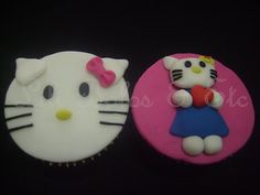 Cupcake Hello Kitty