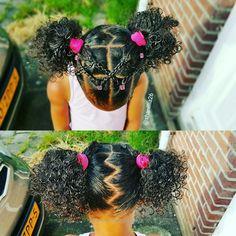 Cute kids hairstyles- curly hair kids More - Cute Hairstyles For Kids, Girls Natural Hairstyles, Baby Girl Hairstyles, Kids Braided Hairstyles, Teenage Hairstyles, Beautiful Hairstyles, Shag Hairstyles, Latest Hairstyles, Black Hairstyles