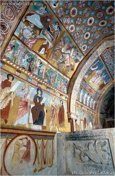 Oratorio di San Pellegrino - Bominaco (AQ)