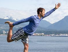 Develop patience, breath awareness, humbleness, and focus with these three yoga balance postures demonstrated by Ryan Leech.