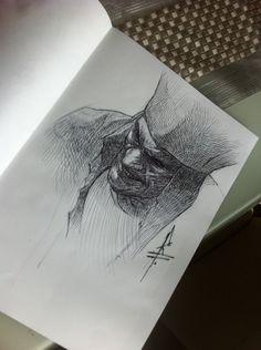 ArtStation - Sketches, Riccardo Federici