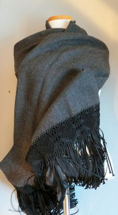 Alpaca Wool Shawl, Bolivia, now 50% off while they last.