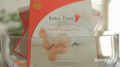 Baby Foot: Inside the Brand by BeautySage. Saving soles since 1997, the Tokyo-based brand Baby Foot removes dead skin—so you can eliminate cracked, dry feet in the comfort of your home.