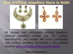 Sonijewells is best artificial jewellery store in Delhi http://sonijewells.in