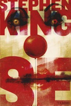 Jos pidät Stephen Kingistä......saatat pitää myös näistä karmivista kirjoista