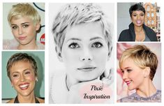 Pixie inspiration, Post Chemo Hair Growth Tips & Tricks