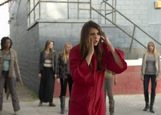 Elena Is Upset in The Vampire Diaries Season 4, Episode 23: Graduation