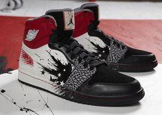 Air Jordan 1 High Dave White