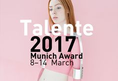 Talente 2017 award -  during SCHMUCK week, 8-14 march