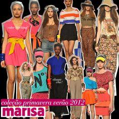 Ontem estive no desfile da coleção primavera verão 2012 da Marisa. Entre muitos looks incríveis, selecionei meus preferidos para vocês: Na platéia, quase todas as blogueiras do F*Hits, lindas! Olha nossa foto de time: E, no meio de tudo isso, percebi que não há mesmo dúvidas de que os BICHOS & PÊLOS são realmente a …