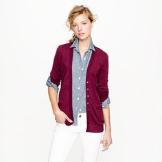 Mixed Tape Cardigan - Have it in Gray and want it in Blue, Black and Poppy!!!!