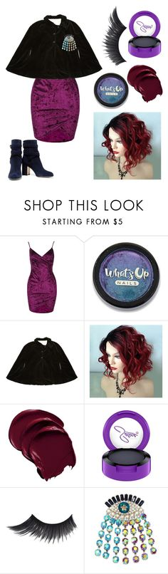 """""""Witch"""" by bookworm39w ❤ liked on Polyvore featuring Forever 21, Bonpoint, Betsey Johnson and Gianvito Rossi"""