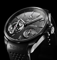 TAG Heuer Pendulum watch
