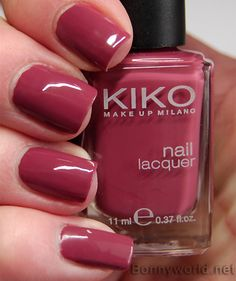 Kiko Nagellack Nr. 365 via bonnyworld