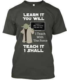 Teach With The Force