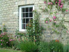Sash windows always bring character to a building