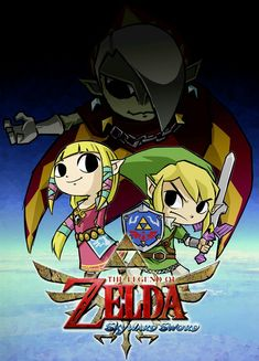 Skyward sword / Wind Waker The legend of Zelda