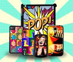 #case #IPHONE #DESIGN #POPART