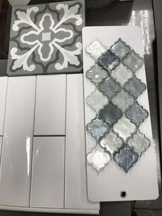Trend Tile Models Lady's Houses is part of Cement tile floor - Upstairs Bathrooms, Small Bathroom, Bathroom Canvas, Master Bathroom, Master Bath Remodel, Home Remodeling, Kitchen Remodeling, Home Improvement, Wall Tile