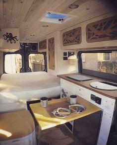 Wanderlust, camping, travel, camper vans, van rebuilds