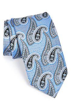 Men's J.Z. Richards Paisley Silk Tie