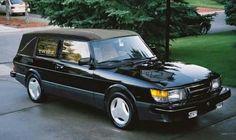 Saab 900 Hearse
