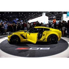 """@theacphoto's photo: """"Black and yellow is my favorite color combination for just about anything. When I saw this, I was blown away. And I still am. 