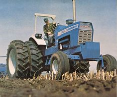 Tractor Implements, Ford News, New Holland, Ford Models, Photo Tutorial, My Childhood, Tractors, Farming, Vehicles