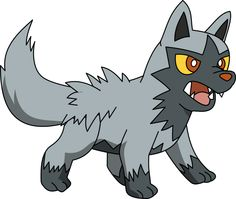 #poochyena #pokemon #anime #pocketmonsters