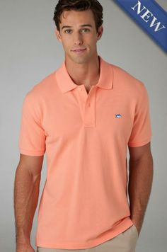 Southern Tide Men's Original Skipjack Polo - Available in colors! Casual Outfits, Men Casual, Southern Tide, Pique Polo Shirt, Boutique Clothing, Polo Ralph Lauren, Menswear, Mens Fashion, The Originals
