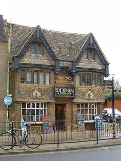 Old Wine Shop, Banbury, England