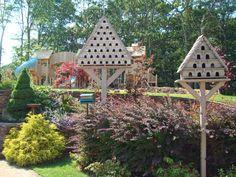 Wooden Purple Martin Birdhouse Plans Bird House