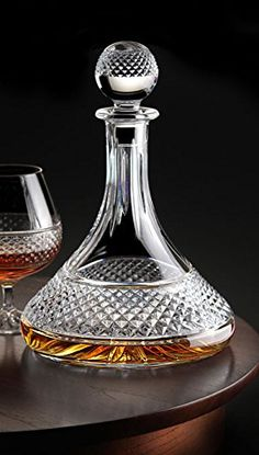Cashs Crystal Cooper Ships Decanter Cashs Crystal - Now $175.00 http://www.amazon.com/dp/B00SC95OH0/ref=cm_sw_r_pi_dp_Rx2Owb0HMQS16